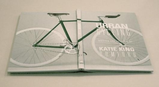 Urban Cycling on the Behance Network #print #design #book #bike #editorial