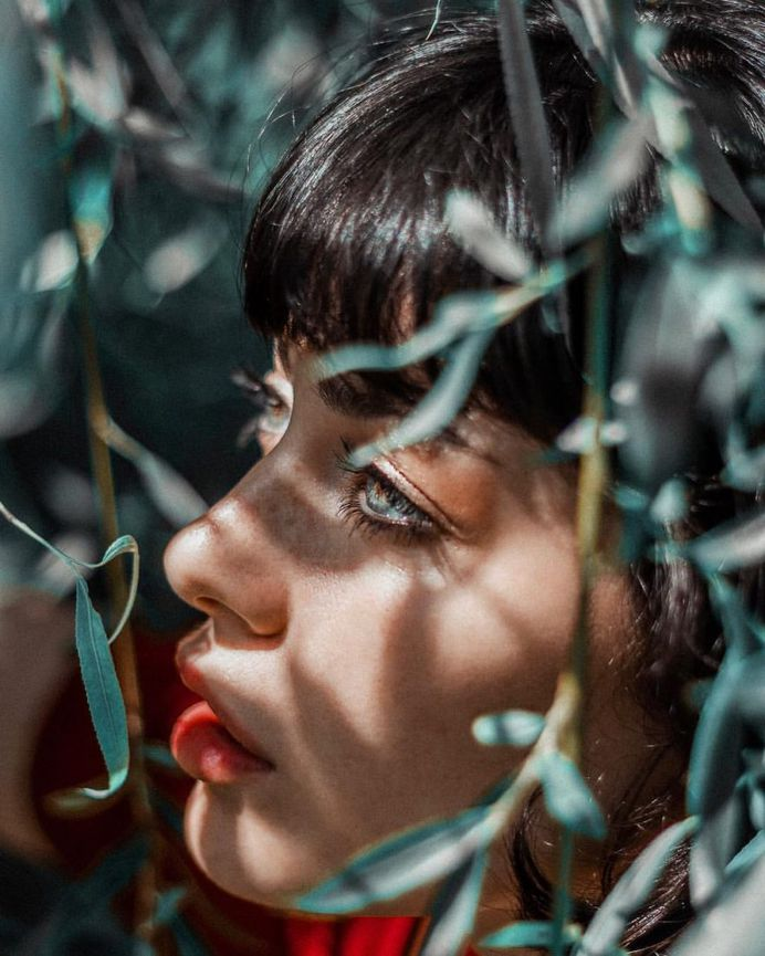 Marvelous Female Portrait Photography by Terralynn Joy