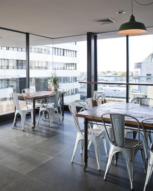 The Design Chaser: Ballard #interior #tolix #design #deco #decoration