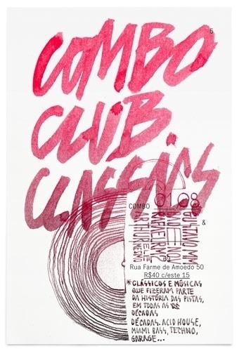 Quinta-feira: Direção de Arte & Design Gráfico. #feira #quinta #poster #typography