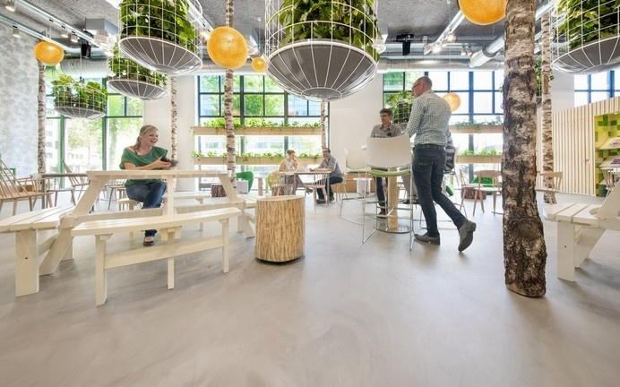 T Park spectacular transformation of an old warehouse - www.homeworlddesign. com (4) #amsterdam #renovation