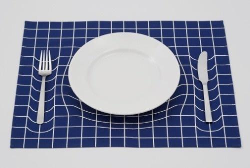 17st #form #placemat #tableware #grid #einstein