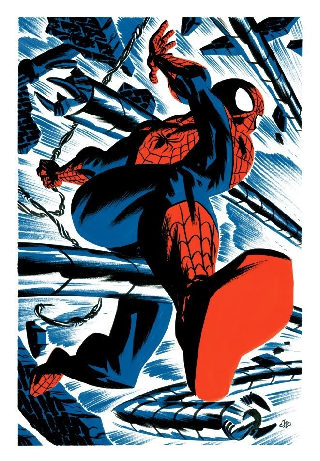 spider-man-lores.jpg (661×950) #spiderman