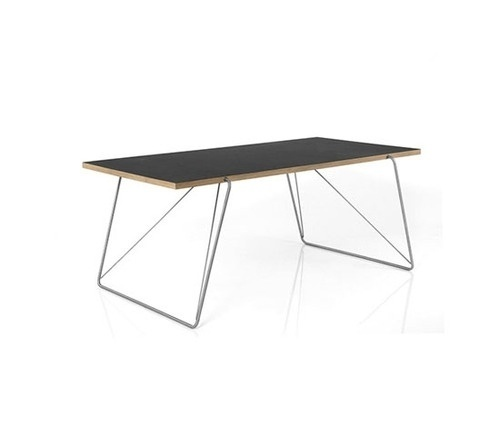 convoy #design #retro #black #clean #wood #table