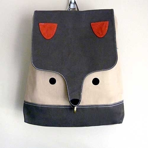 An epically awesome backpack for back to school. #animalk #backpack #fashion #children #animal #kids