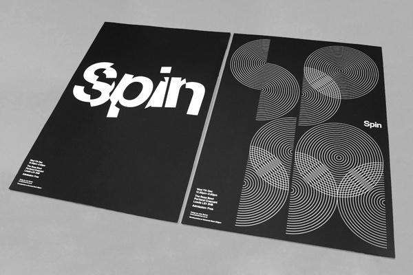 John Barton | Spin x2 #poster