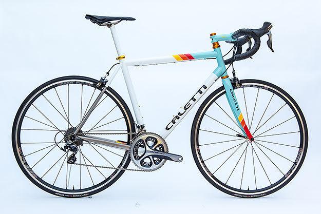 Caletti Cycles Ti Road #bicycle #bike
