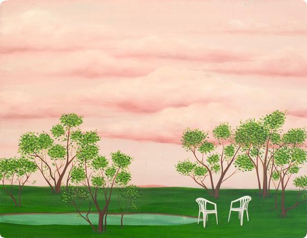 Paintings : Marie Rosen #painting
