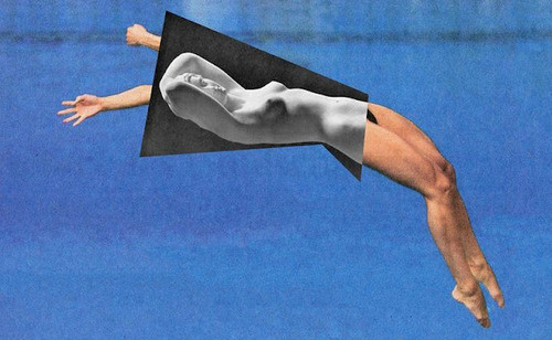 Dimitri Daniloff #sculpture #athletes #media #photography #art #mixed #olympics #collage