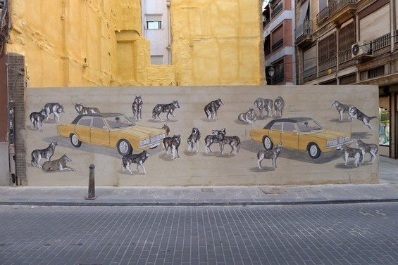 Street Art by Hyuro #art #street