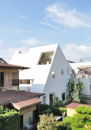 Architecture Photography: Montblanc House / Studio Velocity - Montblanc House / Studio Velocity (133051) – ArchDaily #montblanc #house #velocity #architecture #studio #japan
