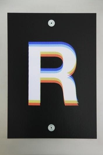 Regausser - Doug Stewart #skew #dougstewart #typography