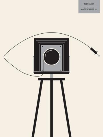 FFFFOUND! | JASON MUNN - SFMOMA - Photography - Poster #illustration