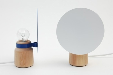 iainclaridge.net #lamp #design