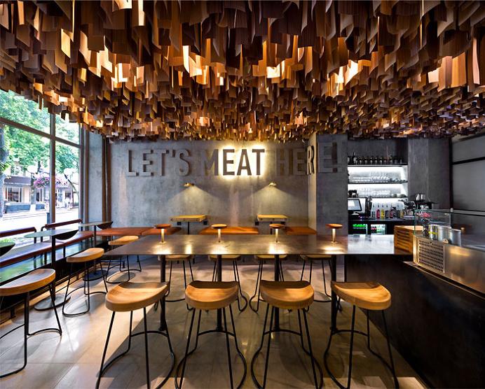 New Urban #Restaurant by YOD Design Studio - #decor, #interior, #design