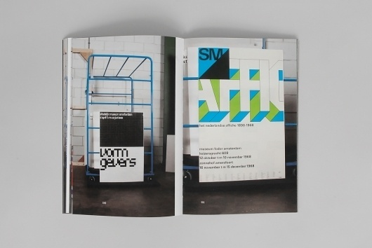 Spin × Design Museum – High-res Special | September Industry #print #design #graphic #crouwel #wim