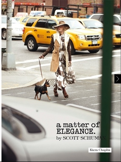 Vogue Italia « The Sartorialist #photography #awesome