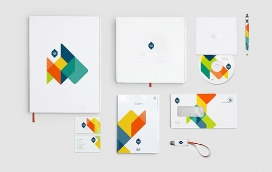 ITI on the Behance Network #logotype #minimalistic #branding #catalog #clean #identity