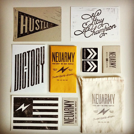 Graphic ExchanGE a selection of graphic projects Page2RSS #identity