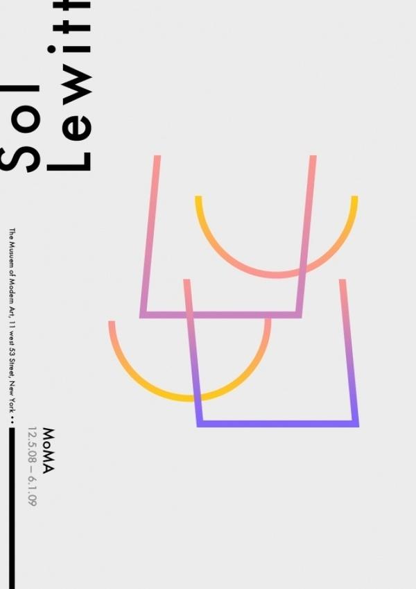 Zoom Photo #typography #poster #gradient