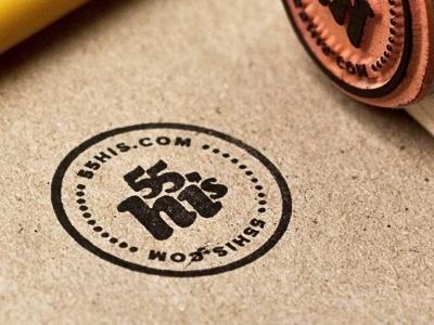 Dribbble - Stamp! by 55 Hi's #circle #stamp #icon #seal #logo