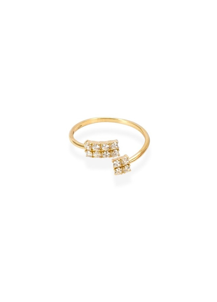 Merveille Ring 18 karat gold by SMITH/GREY