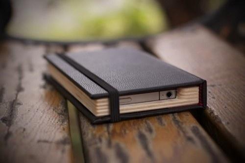 DeadFix » black book #iphone #case #book