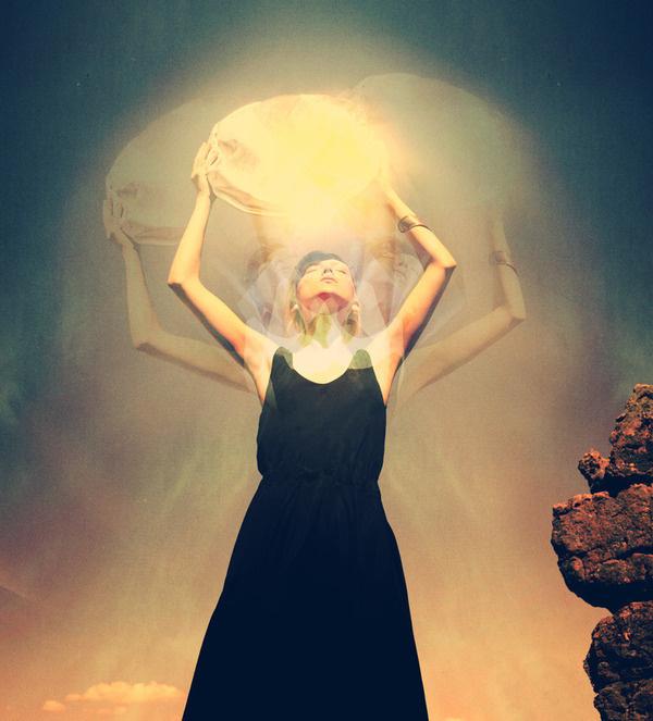 HARDWICK RANGE BOOK Leif Podhajsky #woman #girl #artwork #digital #leif #podhajsy #collage