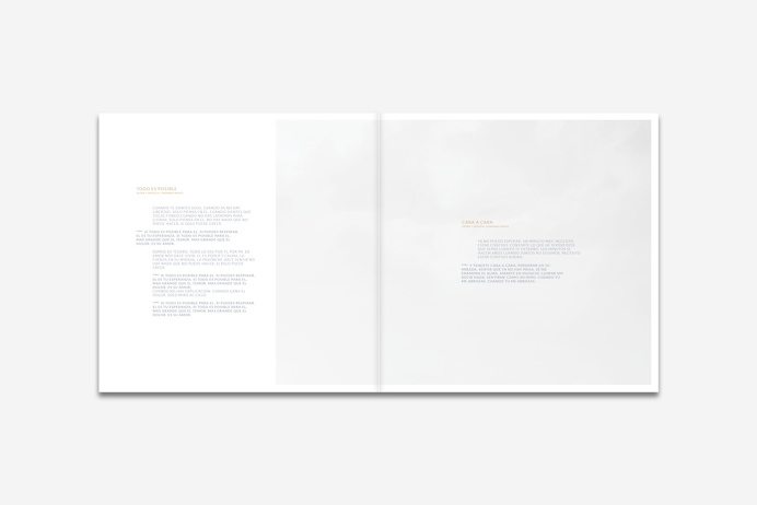 Jonathan Pastor #packaging #music #heaven #god #glory #home #minimal #pure #home #booklet