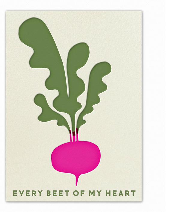 Hello | The Indigo Bunting #illustration #valentine