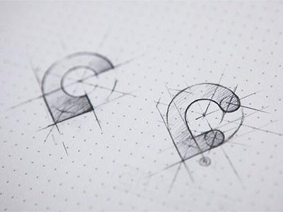 Cpin #icon #handmade #manual #logo #typography