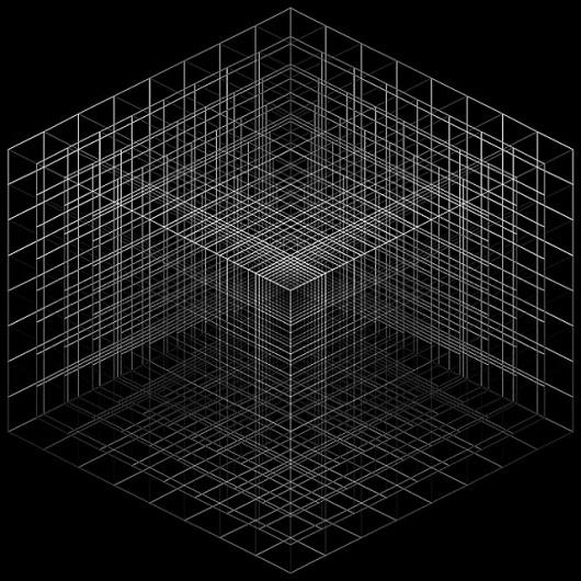 cubes #lines #design #graphic #grid #cube