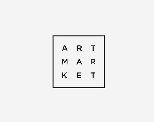 HUMILITY - ART MARKET #market #setting #type #contemporary #art #logo