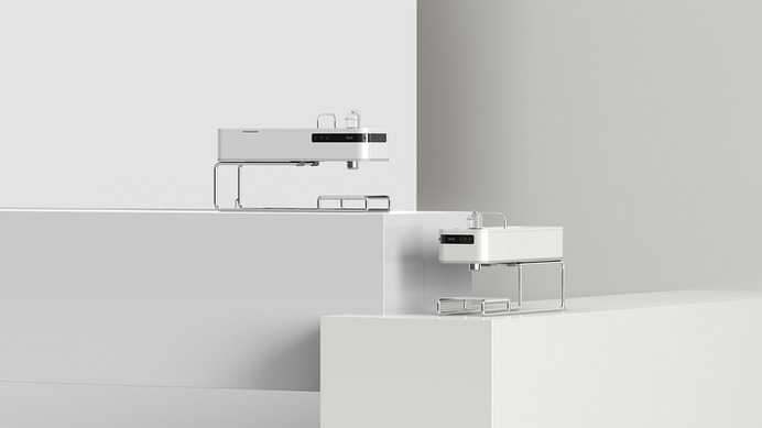 Minimal design Espresso machine