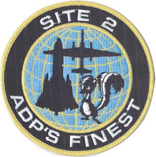 SITE 2 #design #military #patch #jet #skunk