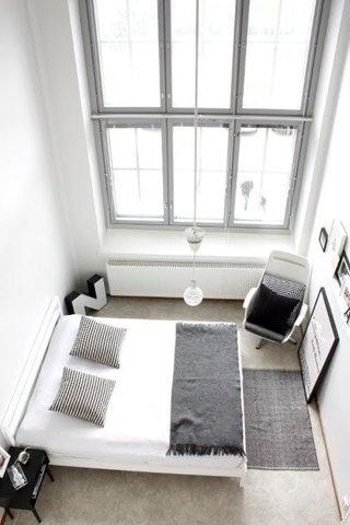 FFFFOUND! | Baubauhaus. #interior #white #design #black #and #decoratiom