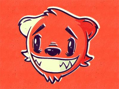 Crdb #bear #illustration #design #character