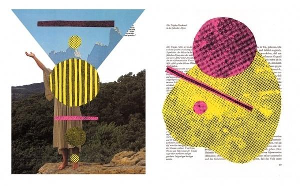 Justin Blyth #illustration #design #collage