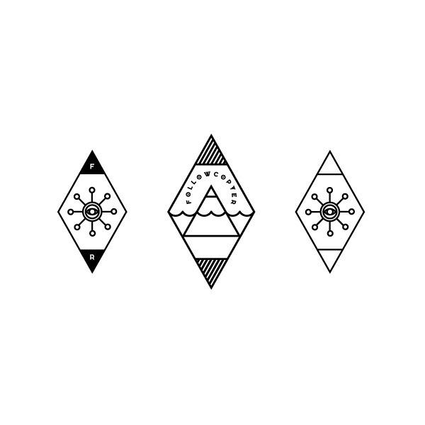 2013 Logos Marco Oggian #mark #rochure #monogram #poster #logo