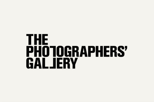 Logo for The photographers' gallery #gallery #north #photographers #branding #design