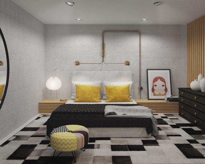 33 sqm Mezzanine Apartment in London