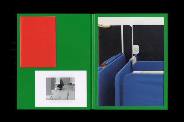 Ok-RM / GK2 / LONDON #design #graphic #dossier