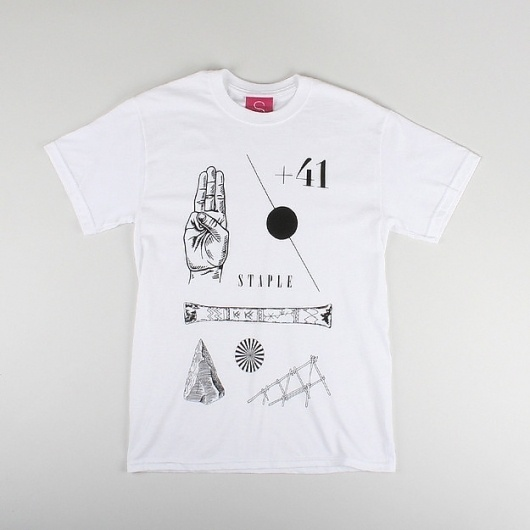 REED SPACE ONLINE SHOP : +41 Scout Tee - Staple-Summer2011-41-Scout-Tee ($20-50) - Svpply #shirt