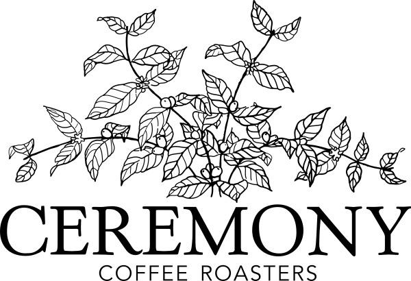 #ceremony #coffee #brand #logo