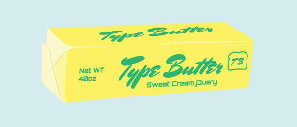 TypeButter - TypeButter allows you to set optical kerning for any font on your website.