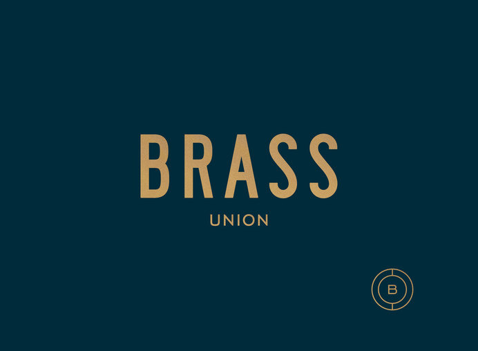 Brass Union Logo #identity
