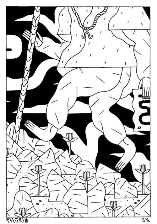 Dominic Kesterton #illustration