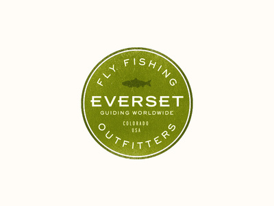 Everset Outfitters Logo Concept   Kroneberger Design #logo #logomark #beer #craftbeer #branding #graphicdesign #type #barrel #weldwerks #k