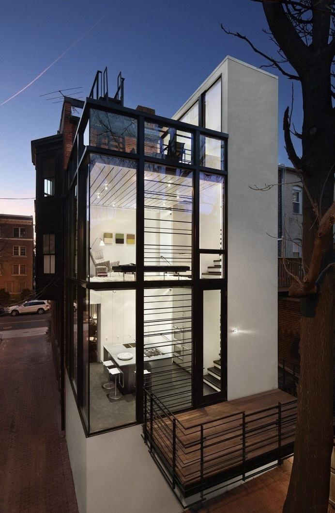 Barcode House by David Jameson Architect 11