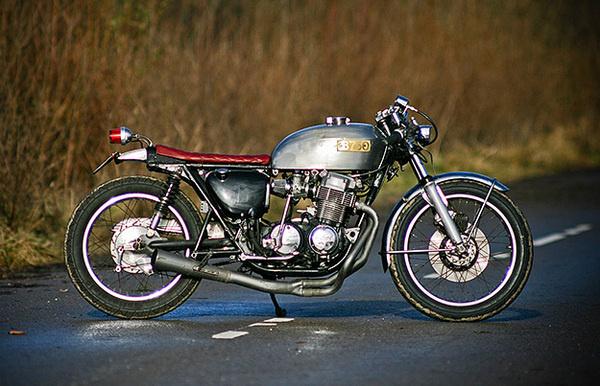 Honda CB750 #cb750 #motorbike #racer #cafe #honda #motorcycle